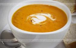 Zupa krem z cukinii z pomidorami-Iwony