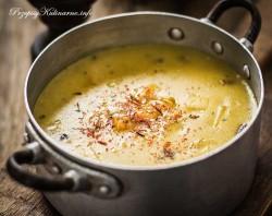 Zupa z ziemniaków Pauliny