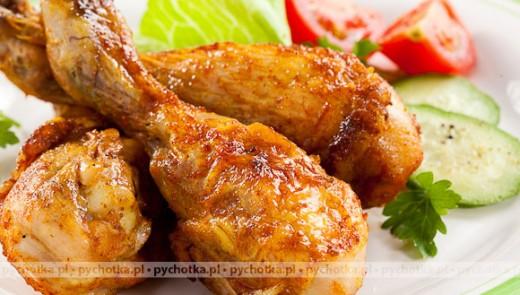 Aromatyczne nóżki kurczaka
