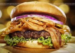 Hamburger w południowym stylu