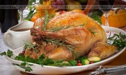 Kurczak nadziewany kaszą