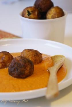 My Culinary Art: Kofty indyjskie
