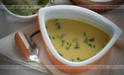 Prosta zupa ze szczypiorkiem