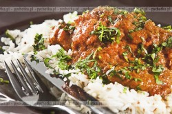 Smażony ryż z wieprzowiną