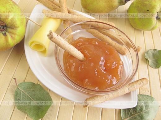 Sos jabłkowy z nutą cynamonu