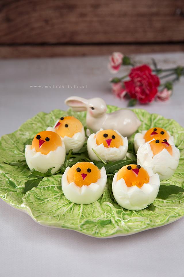 Wielkanocne Kurczaki Z Jajekmoja Delicja Przepisy Kulinarne