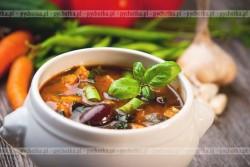 Zupa fasolowa Celiny