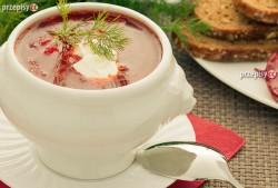 Zupa pomidorowo-paprykowa
