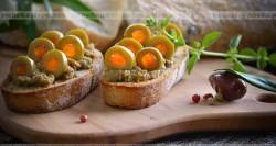 Pasta z zielonych oliwek