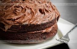 Murzynkowy tort