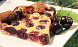 Czereśniowe ciasto