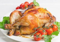 Kurczak w miodzie