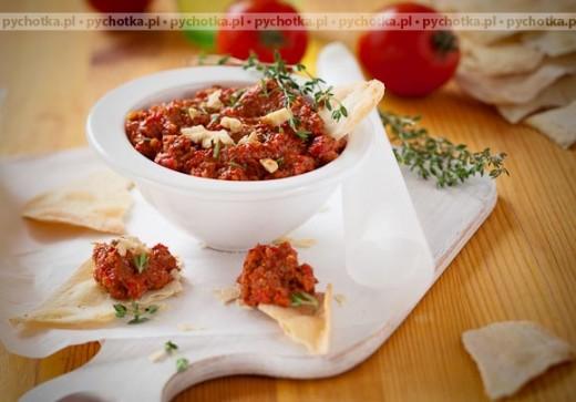 Pasta pomidorowa do ziemniaków