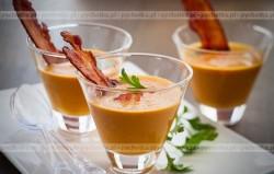Koktajl mleczno marchewkowy