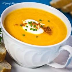 Zupa z dyni Karoliny