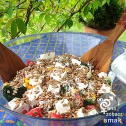sałatka brokułowa – zobacz ich smak