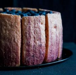 Tort borówkowy.