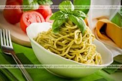 Spaghetti z parmezanem