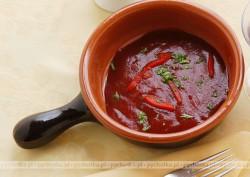 Bardzo ostry sos indyjski