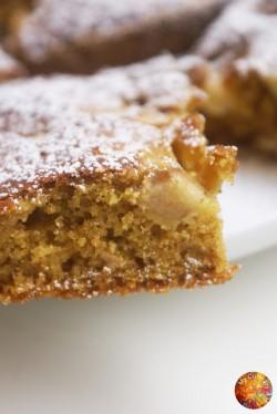 My Culinary Art: Łatwe ciasto z dynią i jabłkiem