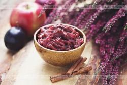 Chutney jabłkowo-śliwkowy