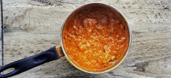 Projekty ze smakiem / Projects with taste: Gulasz z kurczakiem / Stew with chicken