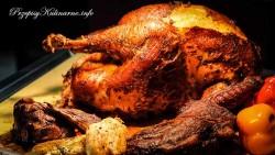 Pieczony kurczak Celiny