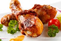 Zapiekane pałki kurczaka