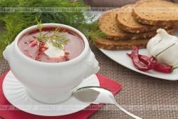 Zupa pomidorowa po lwowsku