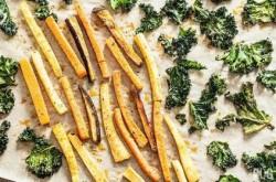 Chipsy z jarmużu i frytki warzywne – Przepis magazynu Codogara –