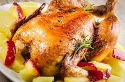 Pieczony kurczak Olgi