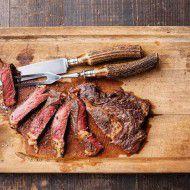 Pieczony stek wołowy – Rostbef – Przepis magazynu Codogara