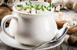 Zupa pieczarkowa Oli