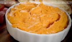 Pomarańczowa pasta