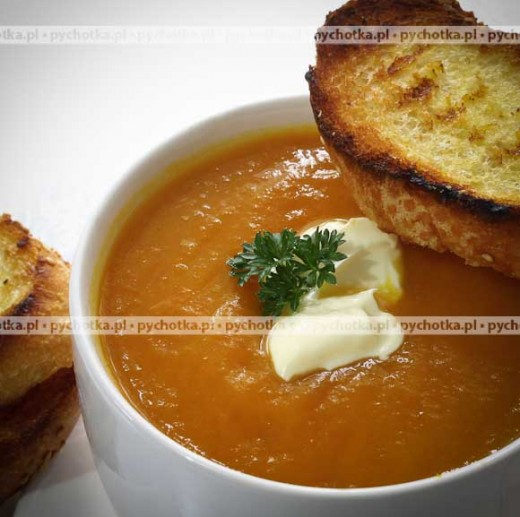 Słodki sos brzoskwiniowy