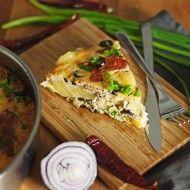 Tortilla hiszpańska z chorizo – Przepis Codogara