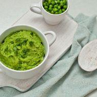 Zamiast ziemniaków…puree z zielonego groszku!