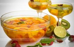 Galaretka z pomarańczy