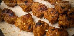 Pikantne kulki z mielonego mięsa z grilla