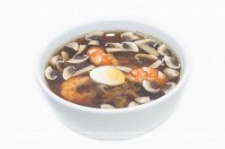 Tajska zupa z krewetek
