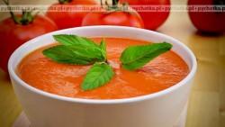 Zupa krem z pomidorów Marka
