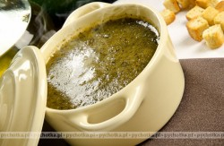 Zupa szczawiowa Roksany