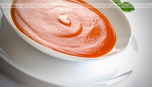 Sos pomidorowy ze śmietaną