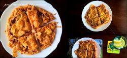Pizza (zdrowsza wersja) / Pizza (healthy version)