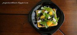 Projekty ze smakiem / Projects with taste: Wytrawne gofry / Dried waffles