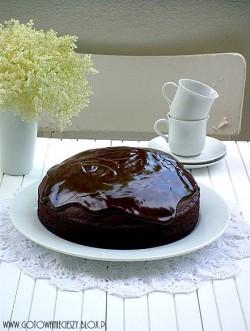 Ciasto czekoladowe z awokado