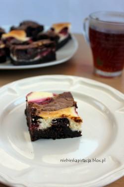 brownies z trusk