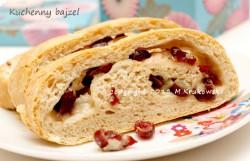 Chleb z żurawiną i gorgonzolą