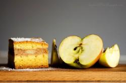 Ciasto z jabłkami mojej Mamy