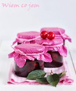 Frużelina wiśniowa